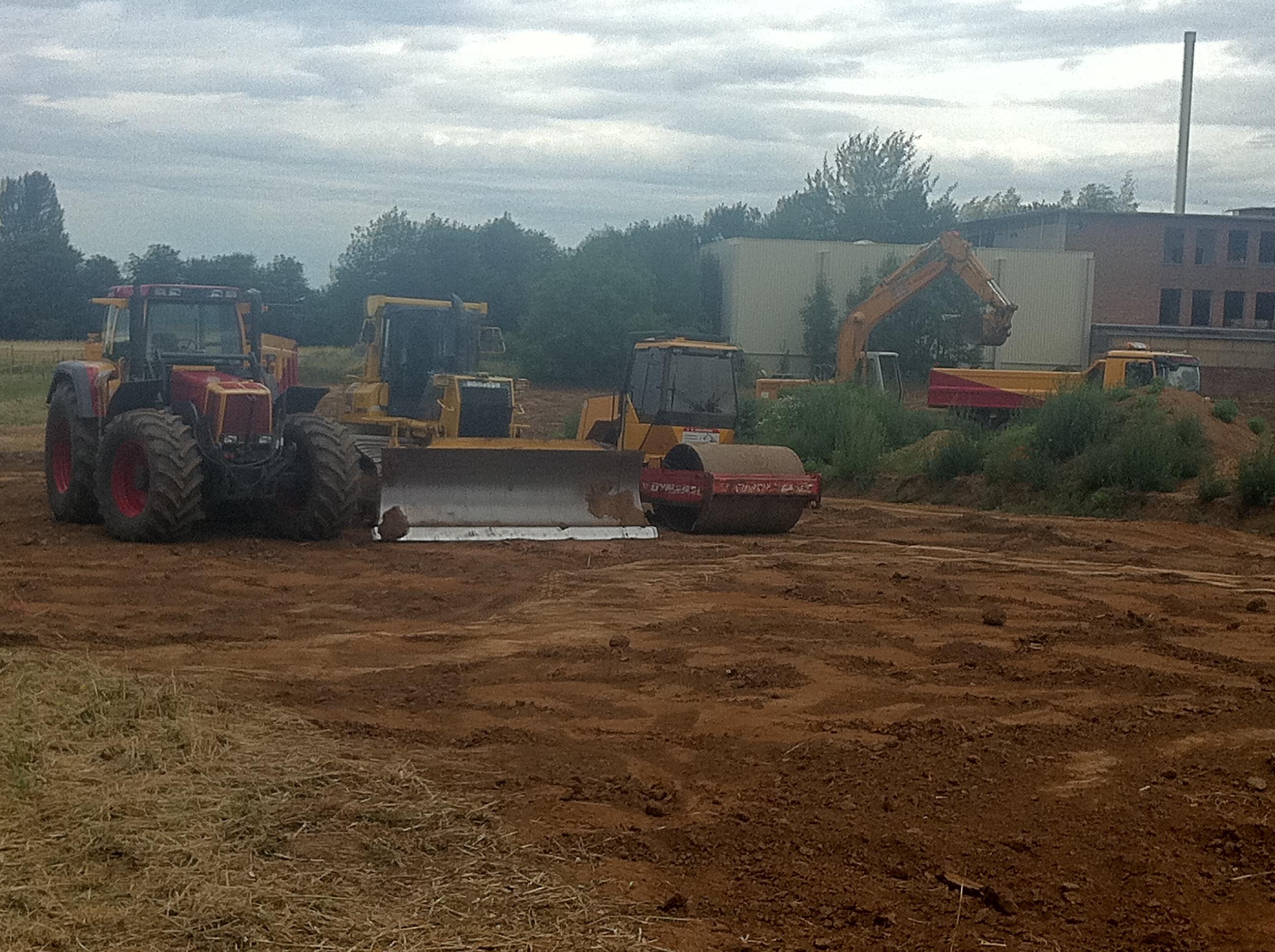 Tiefbauarbeiten Zülpich Pflasterarbeiten Gartenbau Entwässerung Abriss