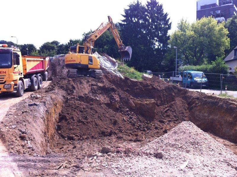 Tiefbauarbeiten Swisstal Pflasterarbeiten Gartenbau Entwässerung Abriss