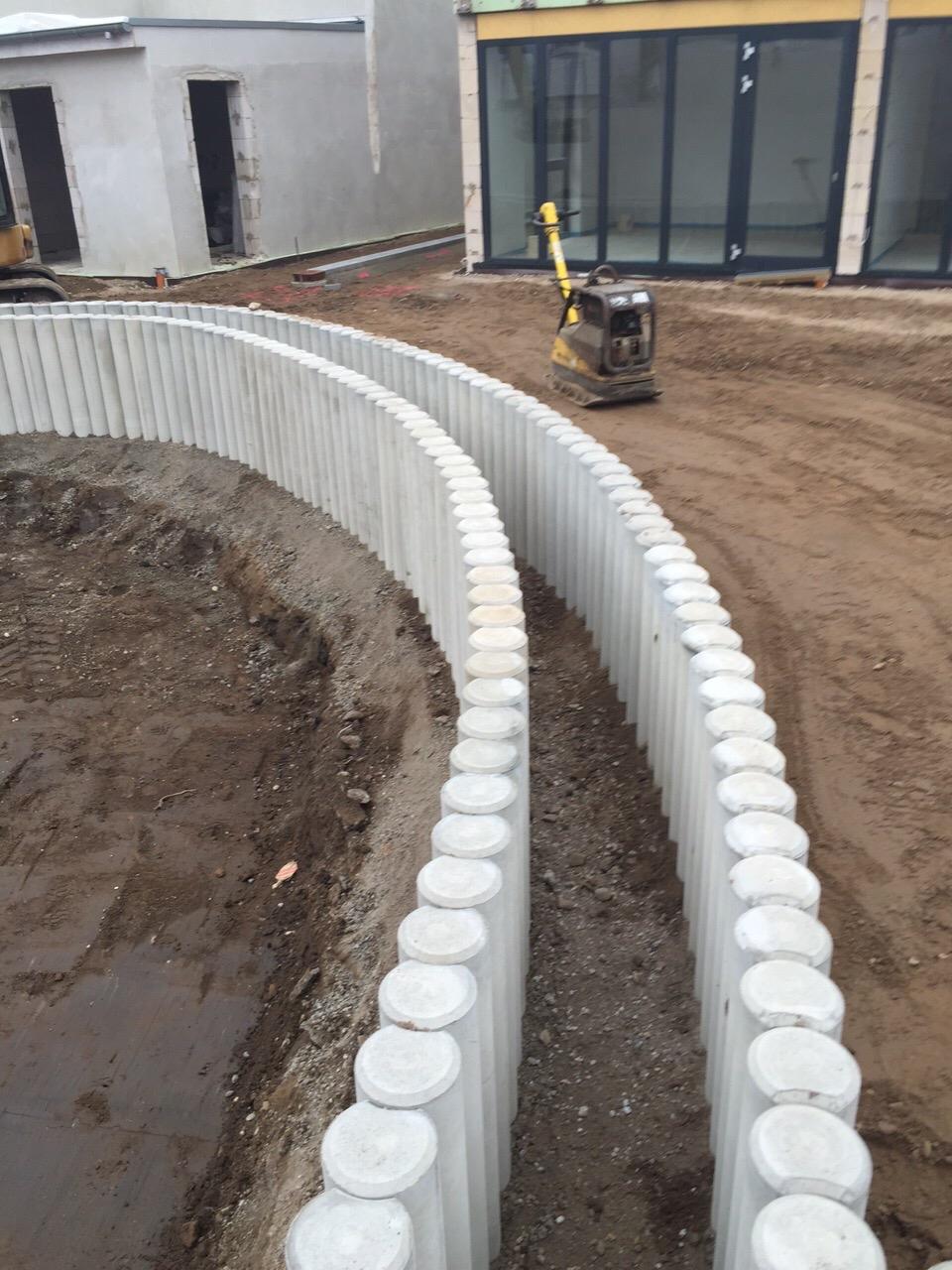 Tiefbauarbeiten Stadtkyll Pflasterarbeiten Gartenbau Entwässerung Abriss