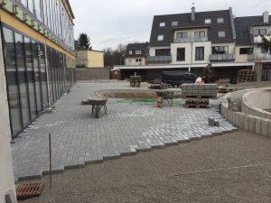 Tiefbauarbeiten Kronenburg Pflasterarbeiten Gartenbau Entwässerung Abriss